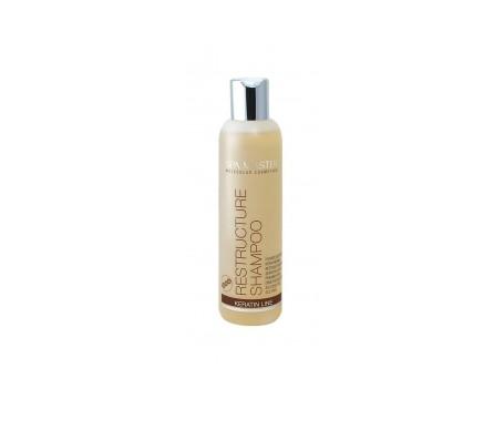 Spa Master Professional Shampoo Ristrutturante Capelli con Keratina 200 ml