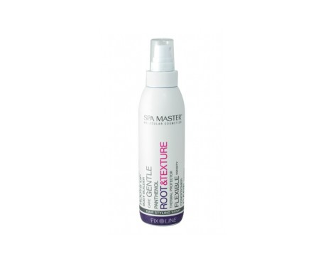 Spa Master Spray Fijador Y Protector L Calor Root And Texture