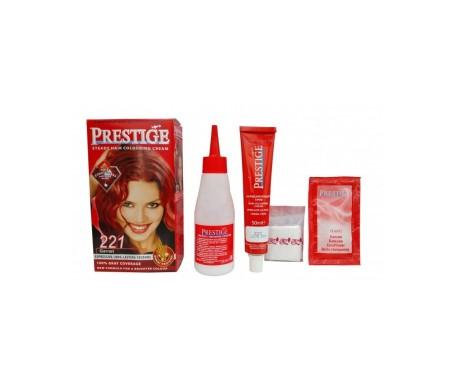 Vip's Prestige Tinte Color Rojo Granate 221
