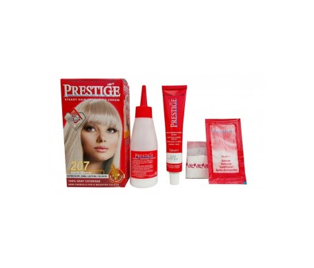Vip's Prestige Tinte Color Rubio Ártico 207