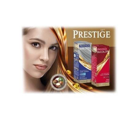Bagno colore BeColor Ametista Vip Prestige Titanio Luminoso BB08 100ml