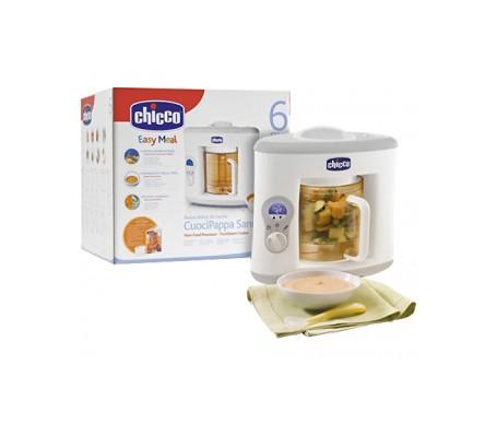 Chicco Easy meal robot cocinero sano vapor