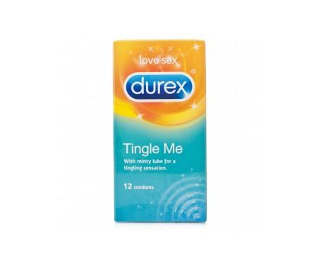 Durex Tingle Me Preservativos 12uds