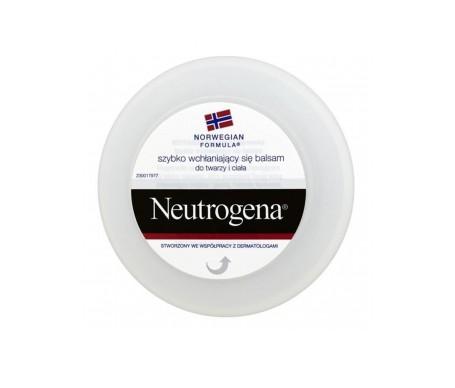 Neutrogena® Absorción rapida body lotion 200ml