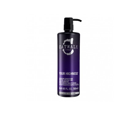 Tigi Catwalk Your Highness For Fine Hair Shampoo 750ml