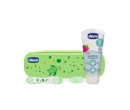 Chicco Set de higiene oral para niños