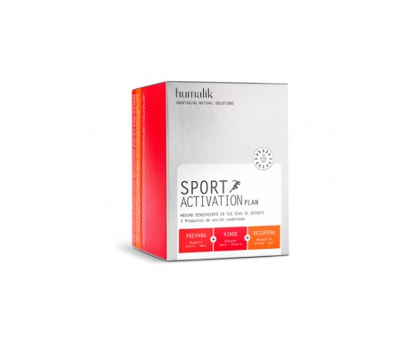 Humalik Sport Activation Plan 10sobres + 20comp