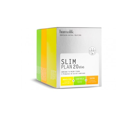 Humalik Slim Plan 20 Dias 120comp