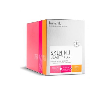 Humalik Skin N.1 Beauty Plan 20 sobres 20 comp 60 perlas