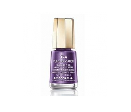 Mavala Mini Pintauñas Nº 174 Purple Sensation 5ml