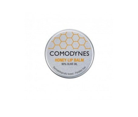 Comodynes Lip Balm Flavor Honey 7gr