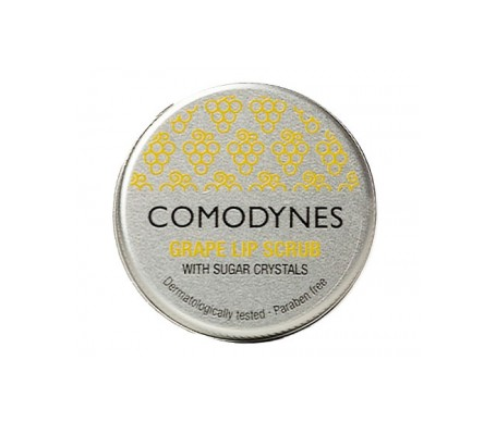 Comodynes Lip Balm Grape Flavor 7gr
