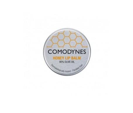 Comodynes Exfoliating Lipstick Flavour Honey 15gr
