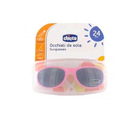 Chicco Gafas infantiles de sol para niña modelo ratoncito 24m+