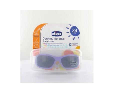 Chicco Gafas infantiles de sol para niña modelo sirenita 24m+