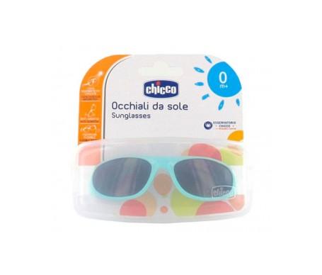 Chicco Gafas infantiles de sol para niño modelo perrito 0m+