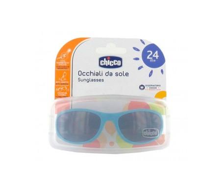 Chicco Gafas infantiles de sol para niño modelo pirata 24m+