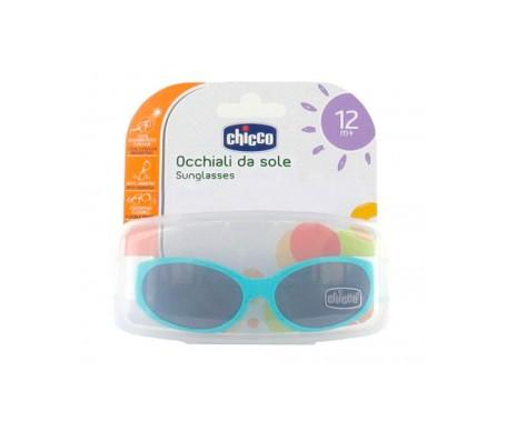 Chicco Gafas infantiles de sol para niño modelo tiburón 12m+