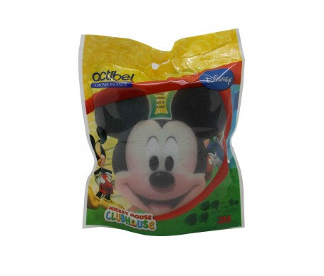 3M esponja infantil de mickey mouse o pluto 1ud