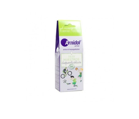 Arnidol® Active Bio gel masaje 100ml
