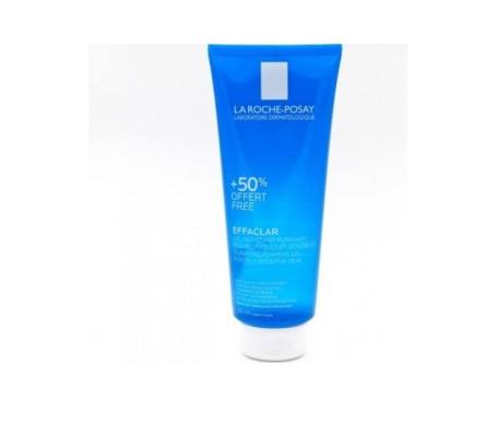 La Roche Posay Effaclar gel limpiador purificante 300ml