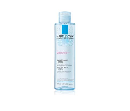 La Roche Posay agua micelar ultra piel reactiva 200ml