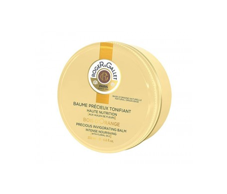 Roger & Gallet Bois d'Orange bálsamo corporal 200ml