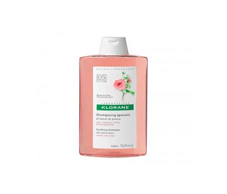 Klorane mini shampoo peonia 25ml