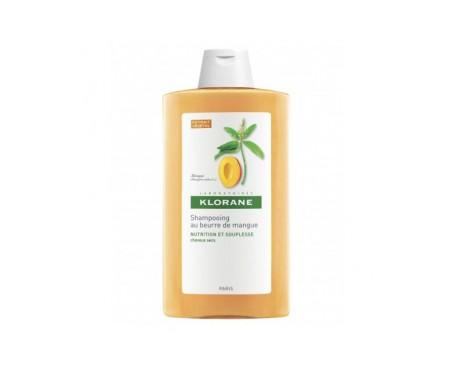 Klorane Champu Mango 400ml + Mascarilla 150 Ml + Crema De Día 1
