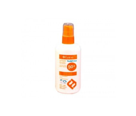 Farline Pediatrico Spray Solar Spf50+ 2x200ml