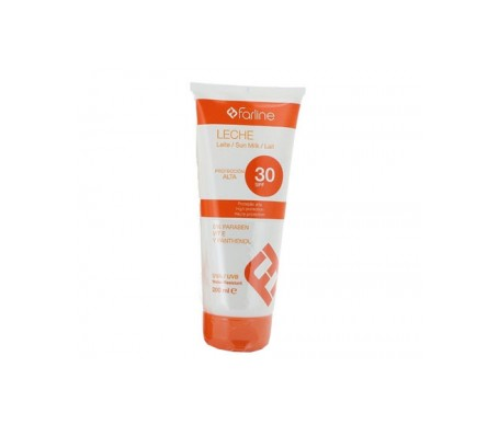 Farline Gel-crema Spf30 200ml
