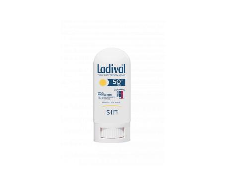 Ladival® Stick  Zonas Sensibles SPF50+ Oil Free 8gr