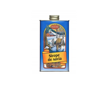 Evicro Sirope De Savia 1l