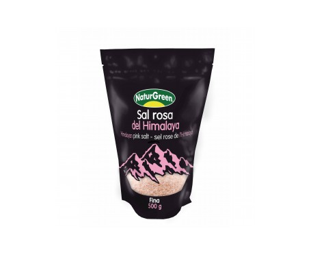 Sal Himalaya Rosa 500gr