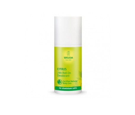 Weleda Desodorante Citrus Roll-on Sin Aluminio