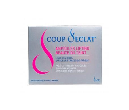 Coup D'eclat ampollas lifting caja de 3 ampollas x 1ml