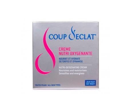 Coup D'eclat crème nourrissante nourrissante oxygénante 50ml