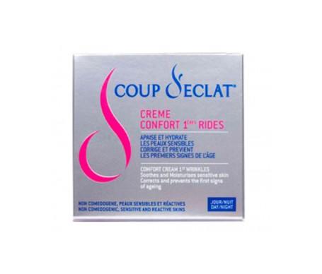 Coup D'eclat crema confort primeras arrugas 50ml