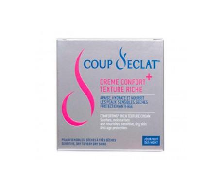 Coup D'eclat crema confort textura rica 50ml