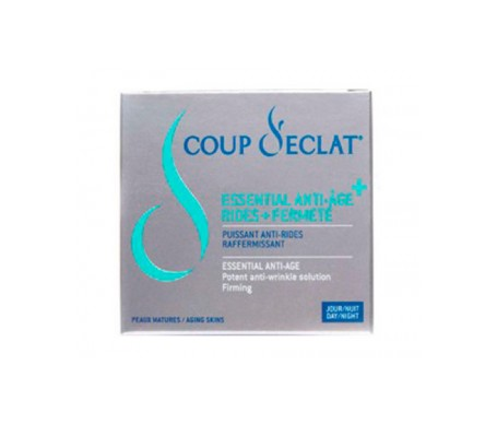 Coup D'eclat essential anti-ageing cream 50ml