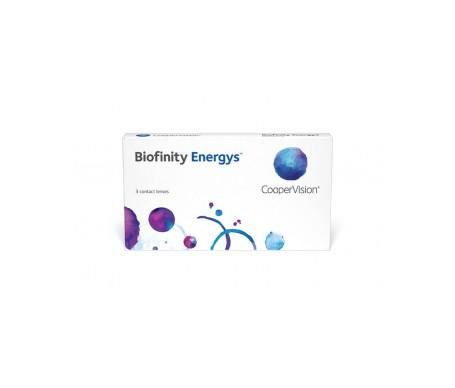 Biofinity Energys 3 Unidades -6,50 D