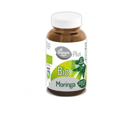 El Granero Moringa Bio 400Mg 90caps