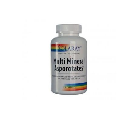Solaray Mega Multi Mineral 120cáps Sol