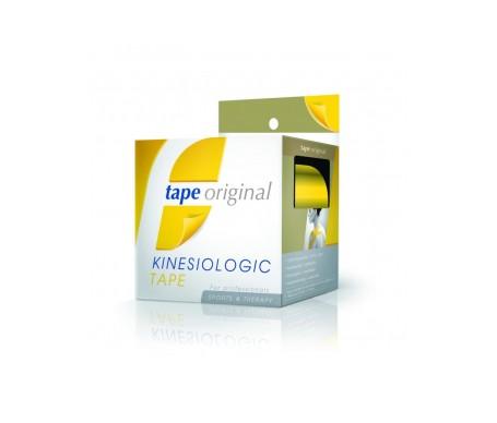 Tape original™ Kinesio amarillo 5m x 5cm