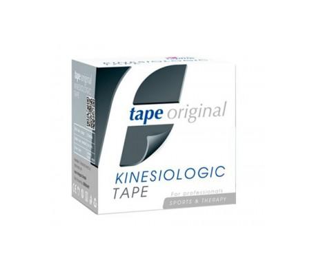 Tape original™ Kinesio negro 5m x 5cm