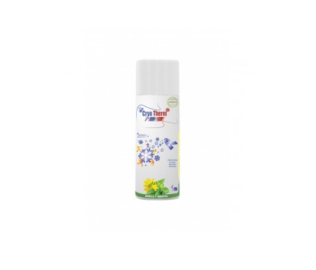 Cryo Therm Fast spray hielo con árnica 400ml