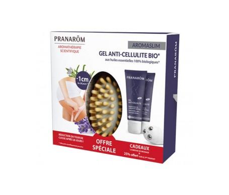 PACK Pranarom gel anticelulitis 200ml 2 uds + Obsequio
