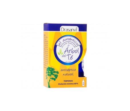 Drasanvi Aceite Esencial Del Arbol De Te 15 Ml