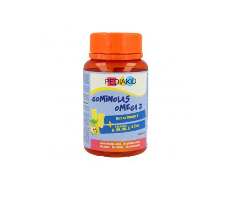 Pediakid Gominolas Omega 3 60 Ositos