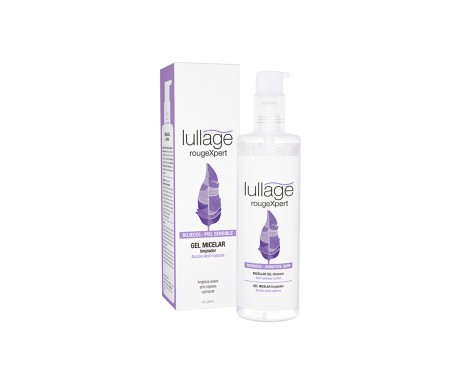 Lullage Rougexpert gel micelar limpiador 200ml